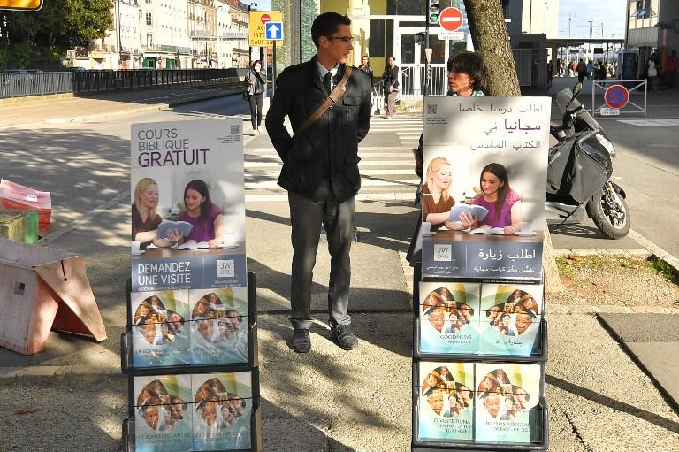 En Russie, les Témoins de Jéhovah dans le collimateur de la justice