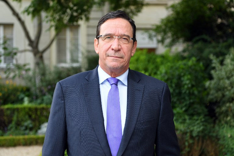 Philippe Gomès. Photo : AFP