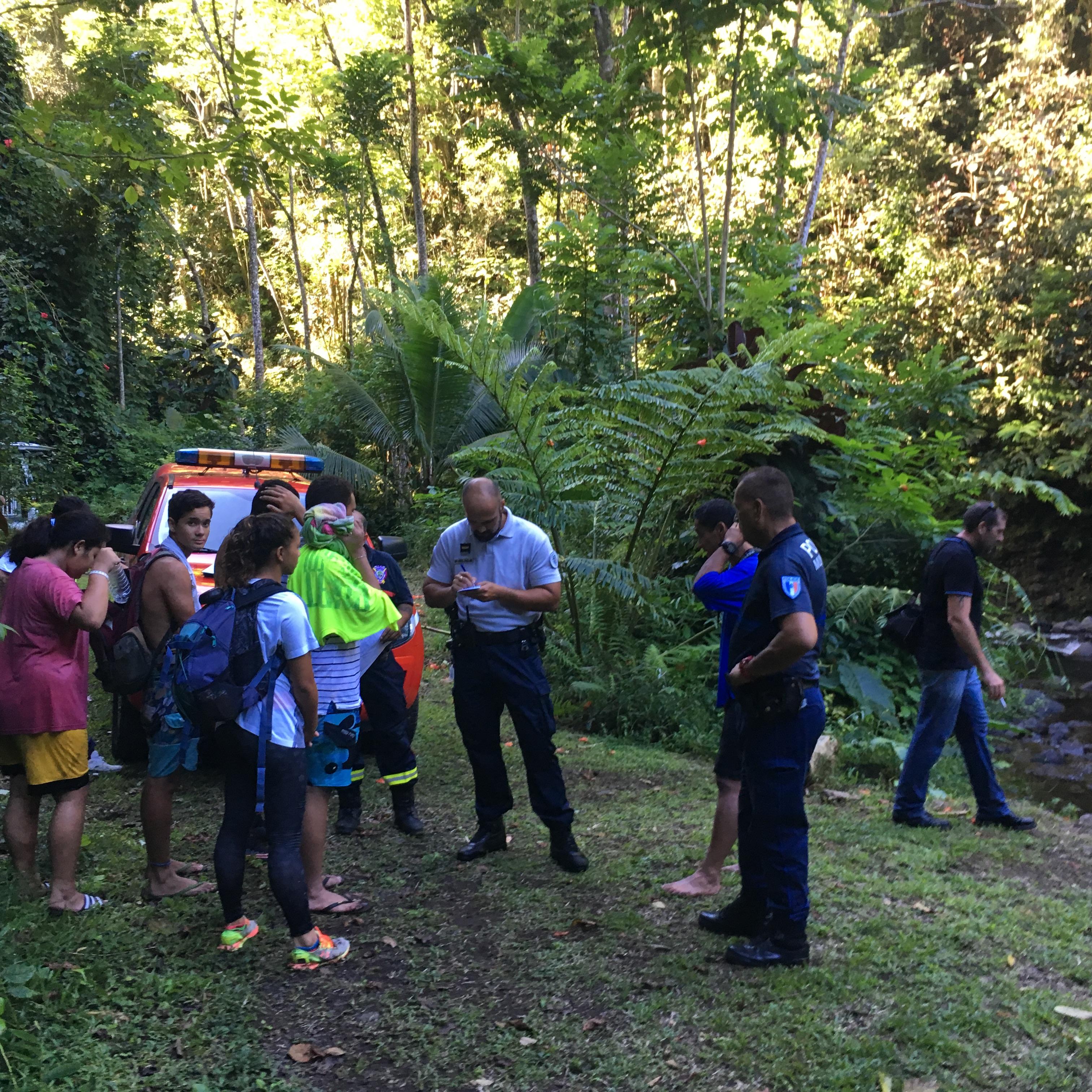 Appel à témoins après la chute mortelle à la Fautaua