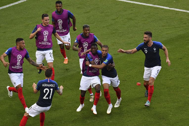 Mondial-2018 - France, une étoile dans les yeux