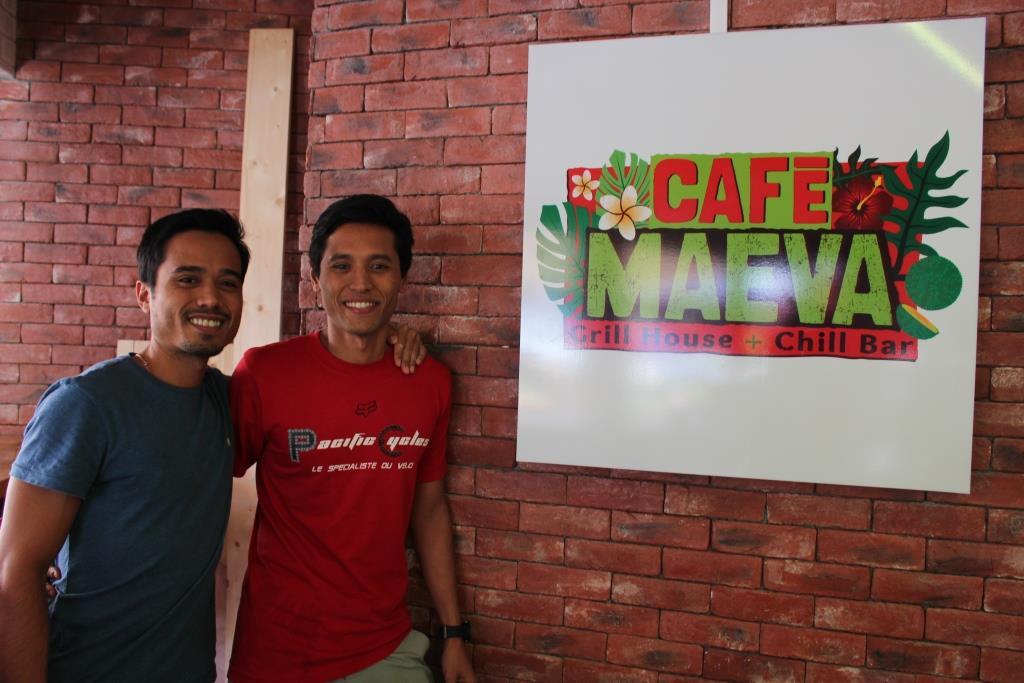Fitness et foodcourt, un nouveau mariage au cœur de Papeete