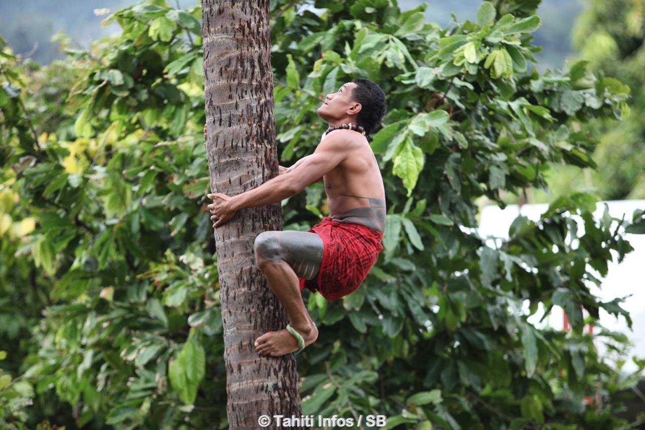 Le Samoan Ellio Fiapa'i a battu Tainui Lenoir de 9 centièmes de seconde