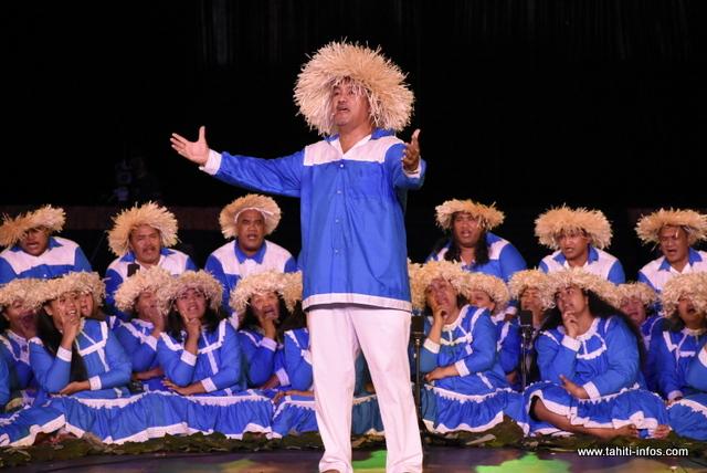 "Heiva i Tahiti : la prestation de ""O Faa'a"" en photos"