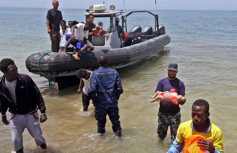Migrations: au moins 19 morts dans un naufrage au large de Chypre-Nord