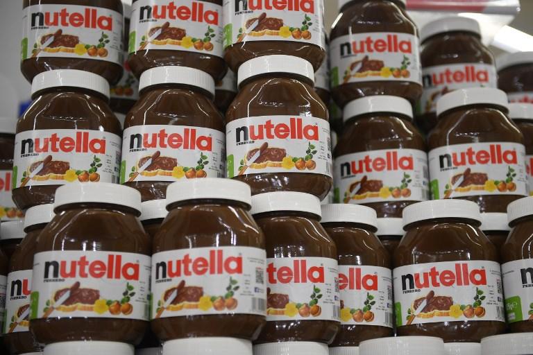 Allemagne: plainte contre Nutella pour ses promotions durant le Mondial