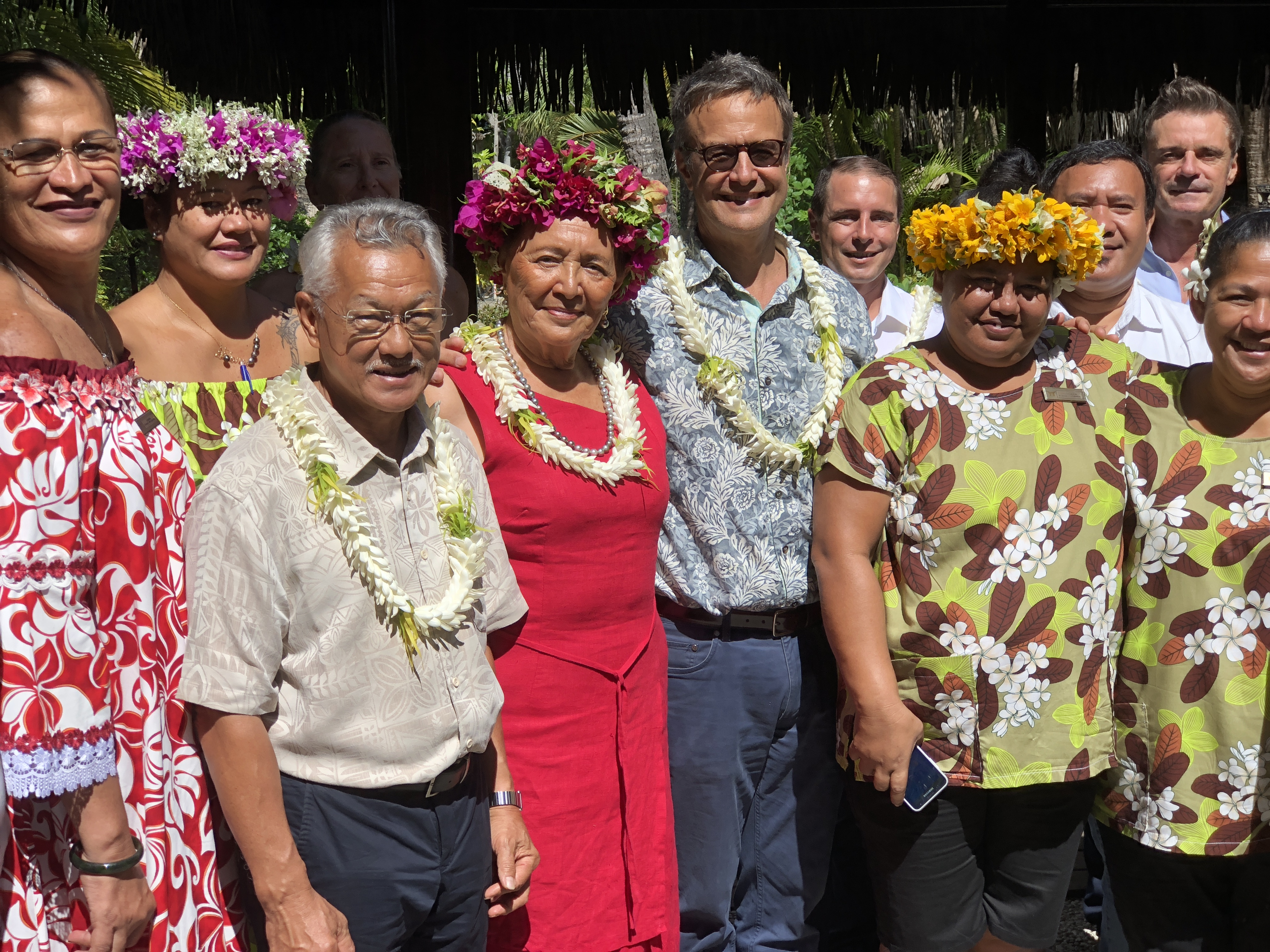 Le Maita'i Bora Bora a fêté ses 20 ans