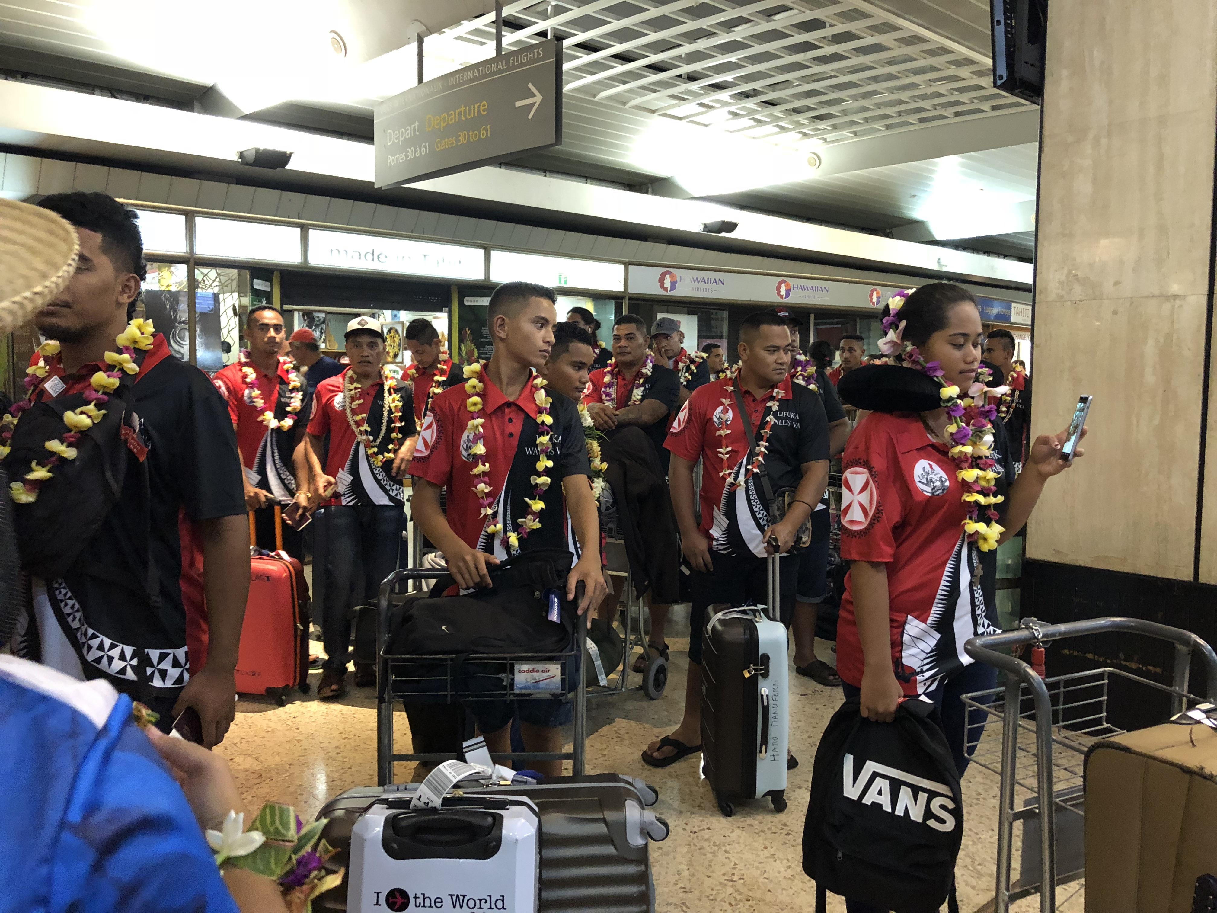 Les athlètes étrangers arrivent en masse !