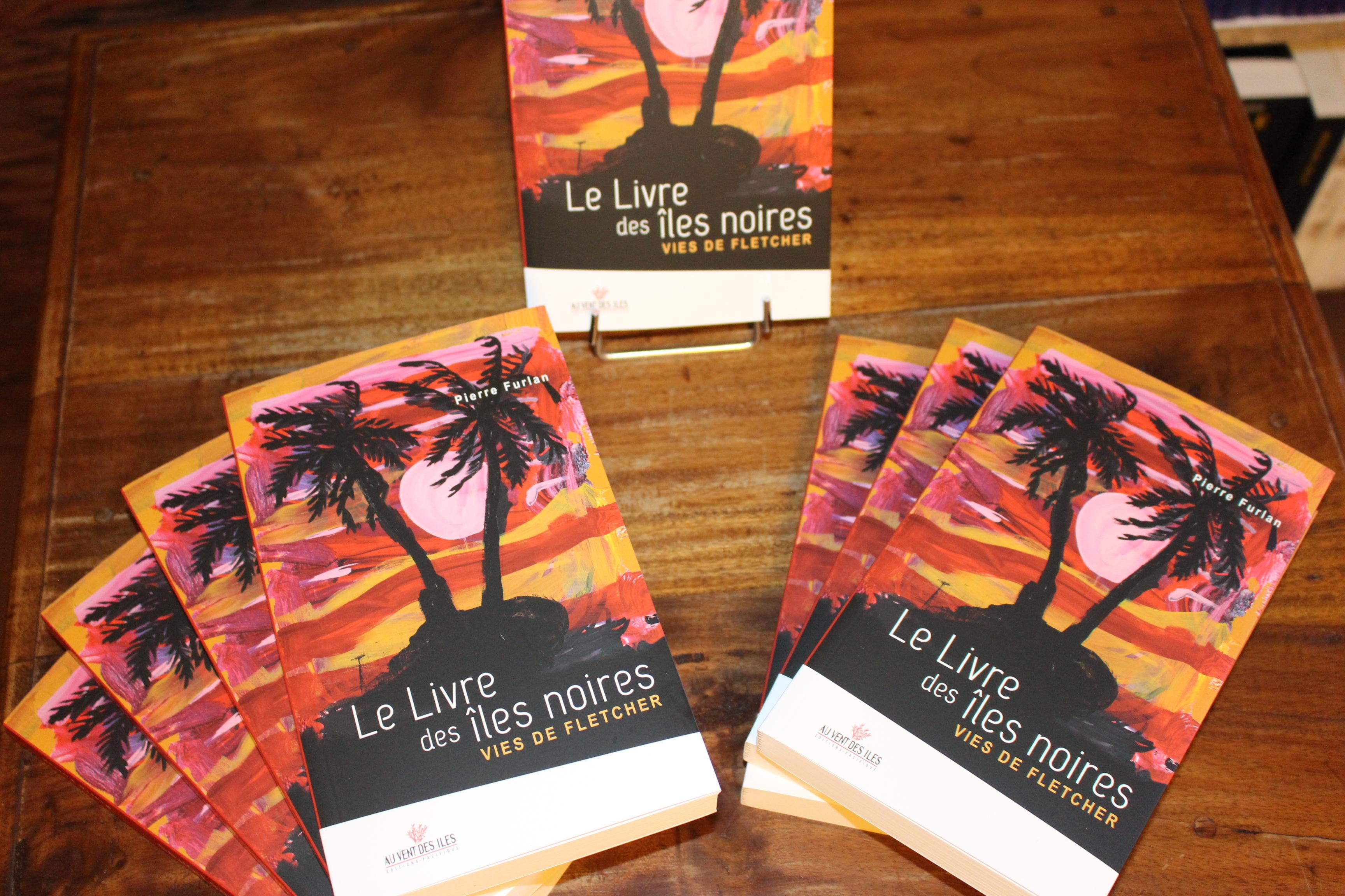 Les vies de l'auteur-aventurier Fletcher racontées par Pierre Furlan