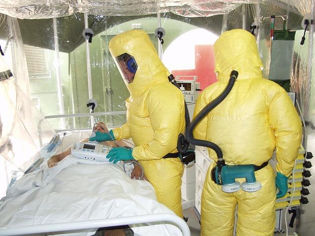 Ebola: des épidémies à répétition en Afrique