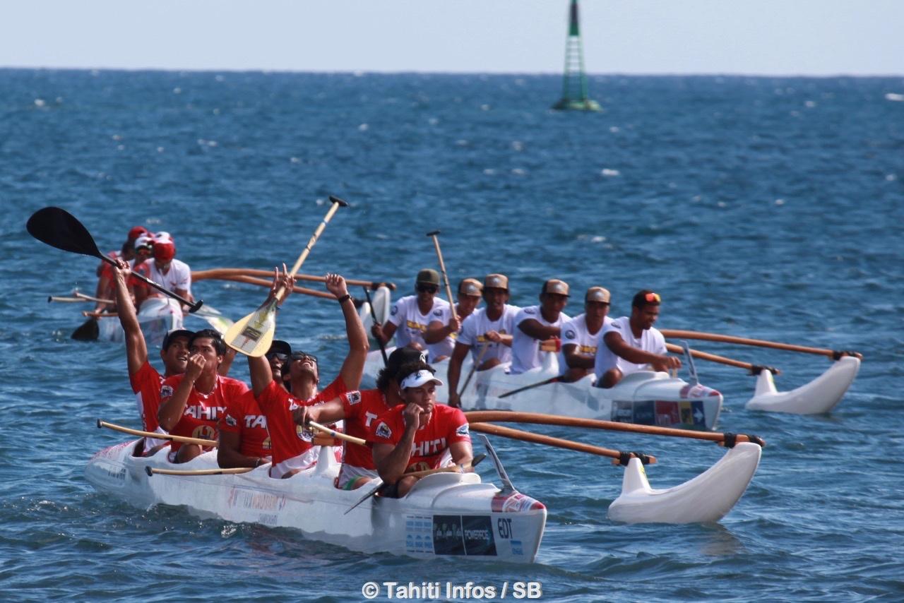 42 médailles d'or au total pour Tahiti