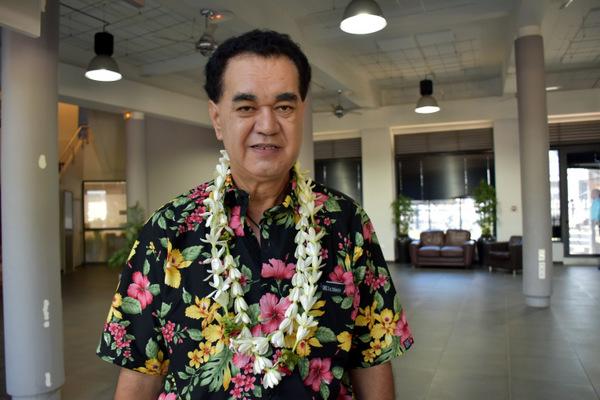 Stéphane Chin Loy réélu président de la CCISM