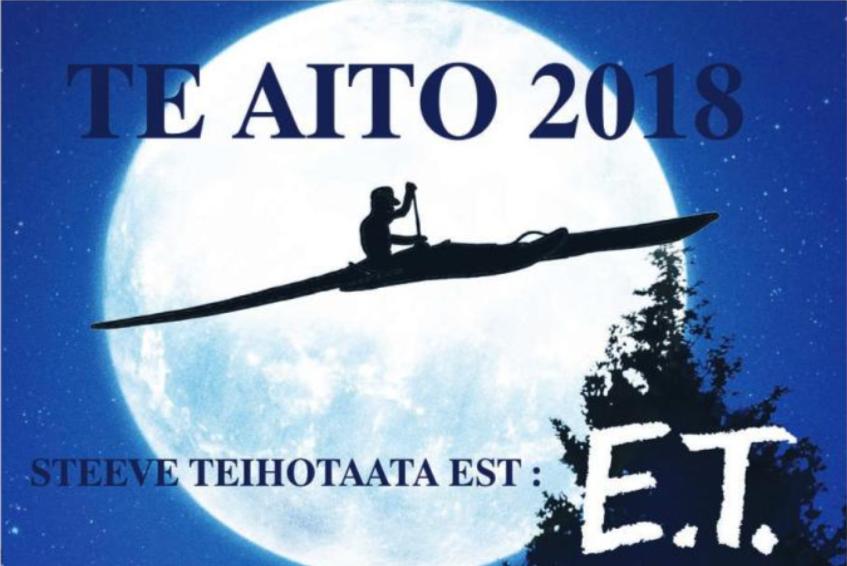 """"""" Te Aito 2018 """" vu par Munoz"""