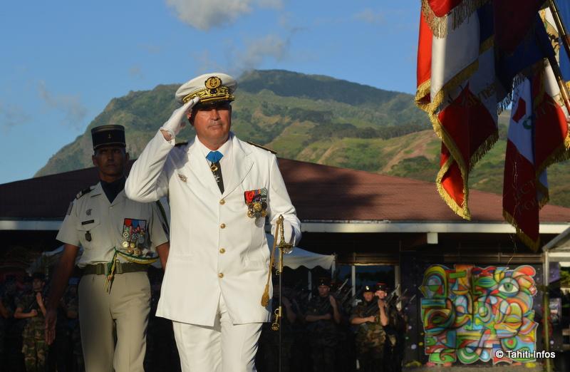 15 Polynésiens promus sous-officiers du RIMaP-P