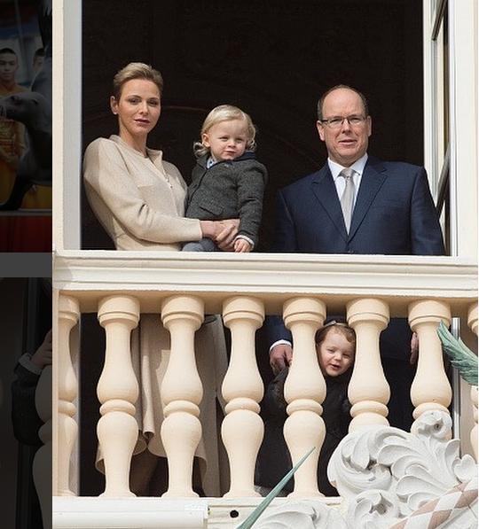 Le prince Albert II se repose au Brando en famille