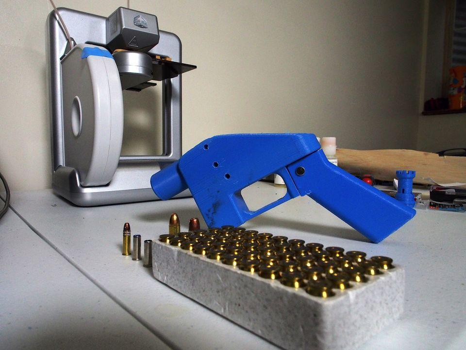 Des procureurs américains veulent bloquer l'impression d'armes en 3D