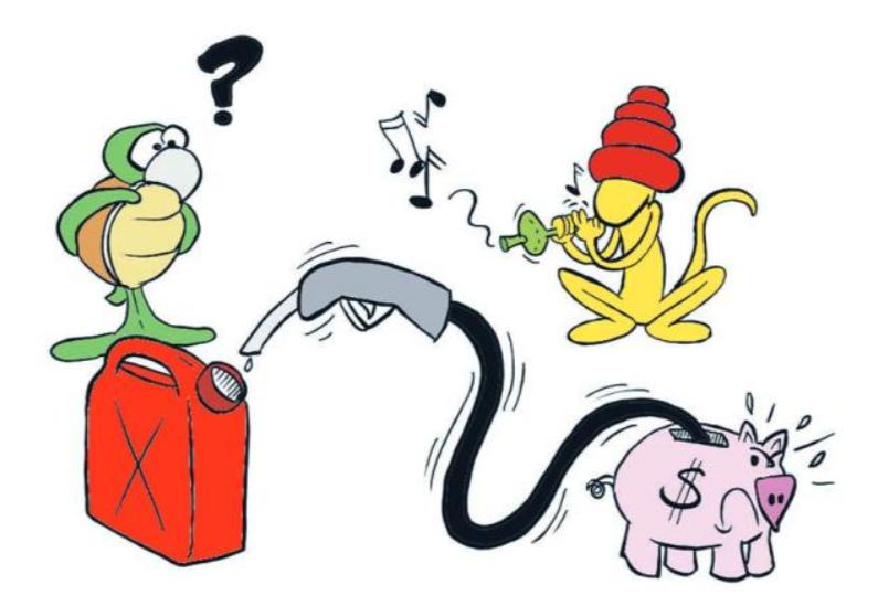 """"""" Augmentation du prix des carburants """" par Munoz"""