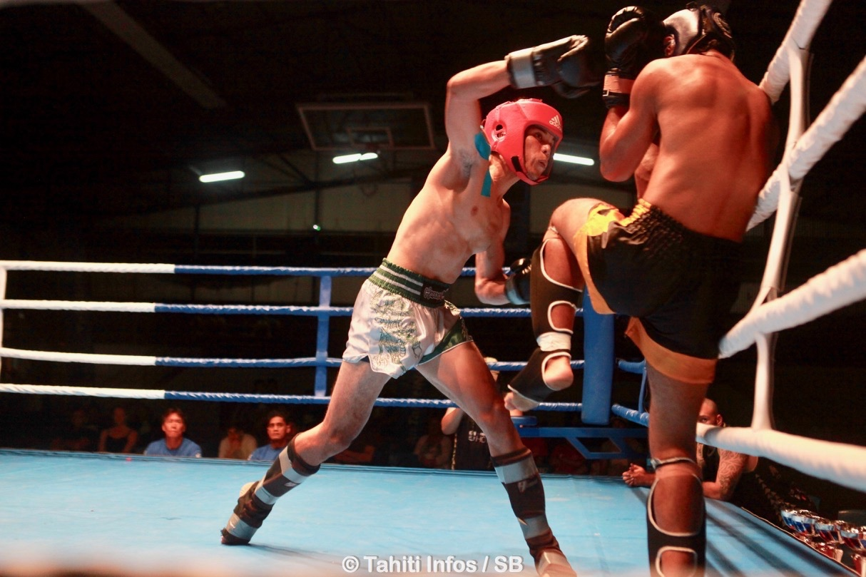 Huirai O'Connor avait pourtant bien mis la pression sur son adversaire en début de combat