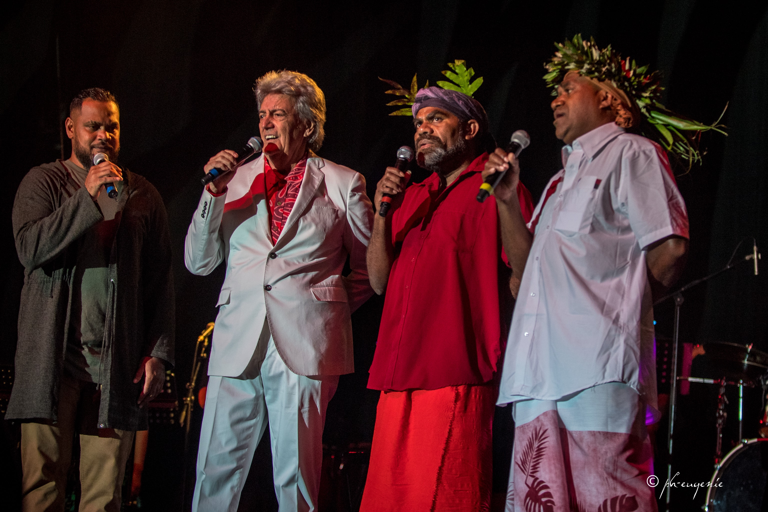 Gabilou et de nombreux artistes en concert le 28 septembre à la Maison de la culture