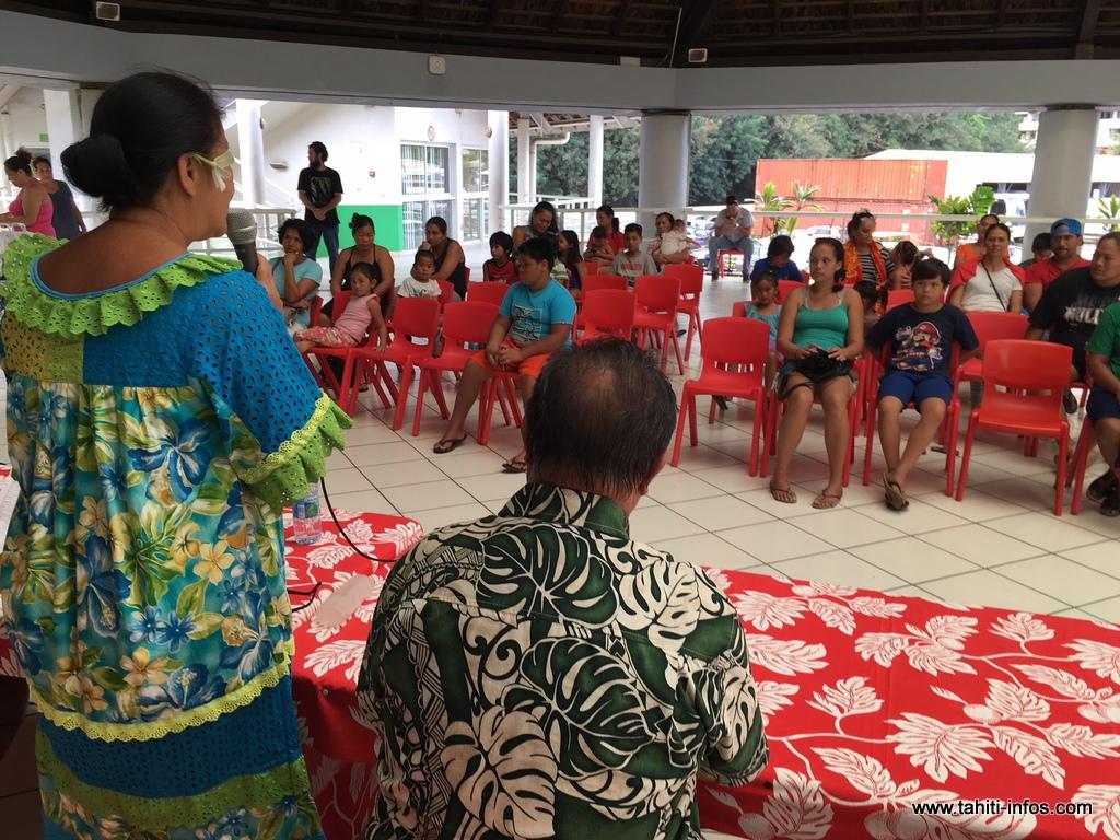158 écoliers de Punaauia bénéficient de l'opération cartable à la rentrée 2018