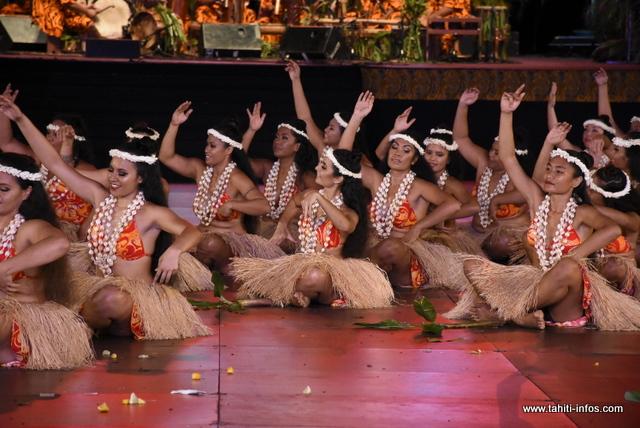Le 'ori tahiti à l'honneur au Nu'uroa Fest