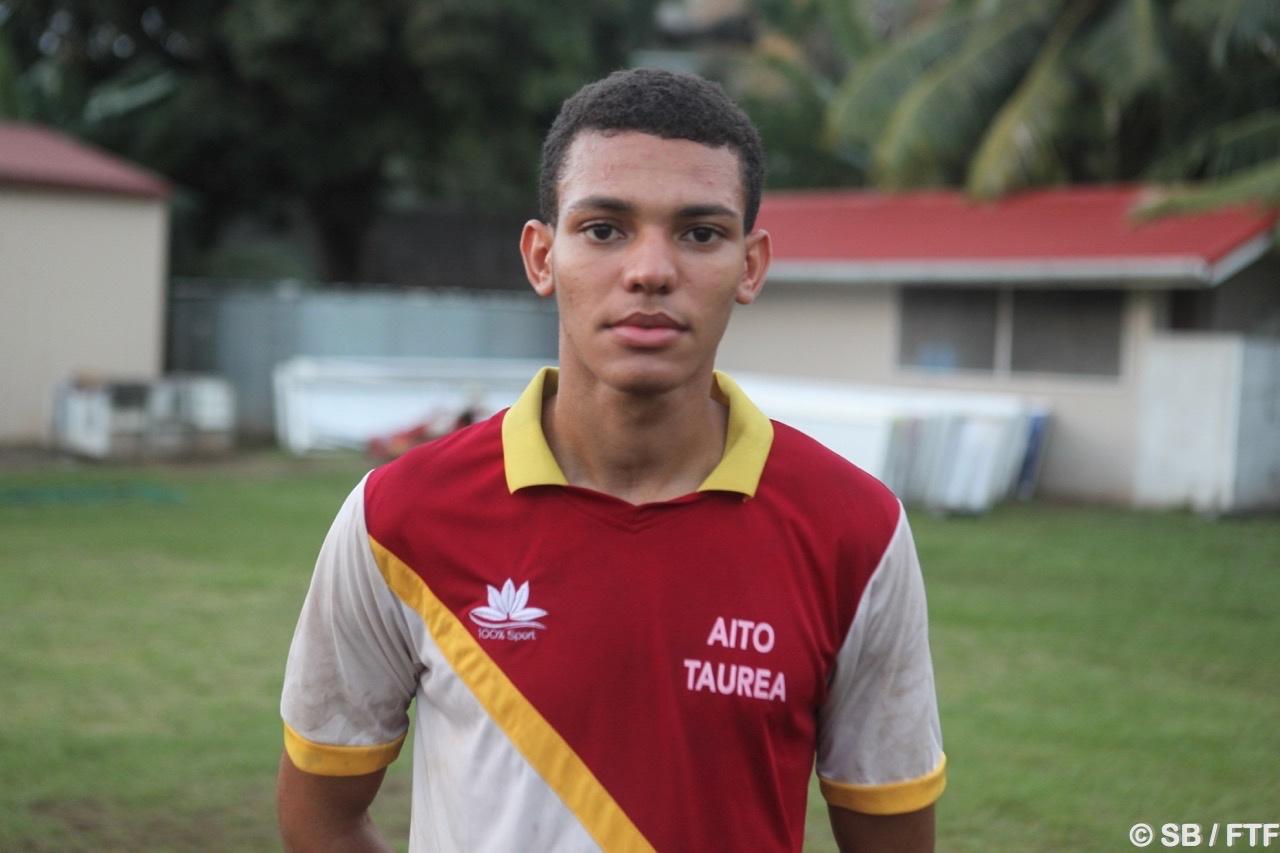 Samuel Liparo est en sport-études en Bretgagne depuis quatre ans