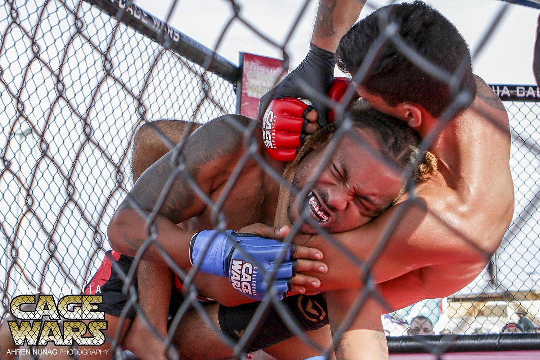 Raihere Dudes a pu remporter son combat pro en moins de deux minutes