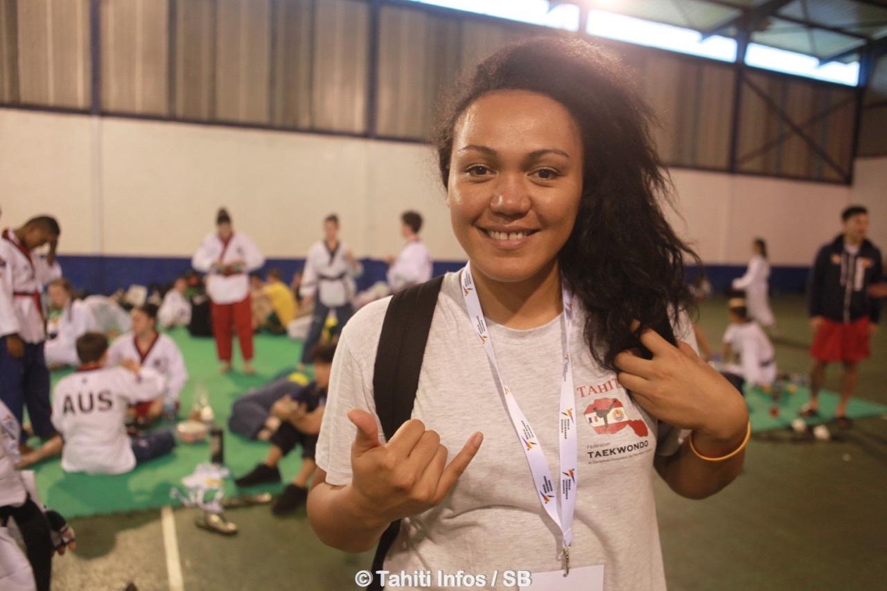 Notre médaillée olympique Anne-Caroline Graffe était de la partie
