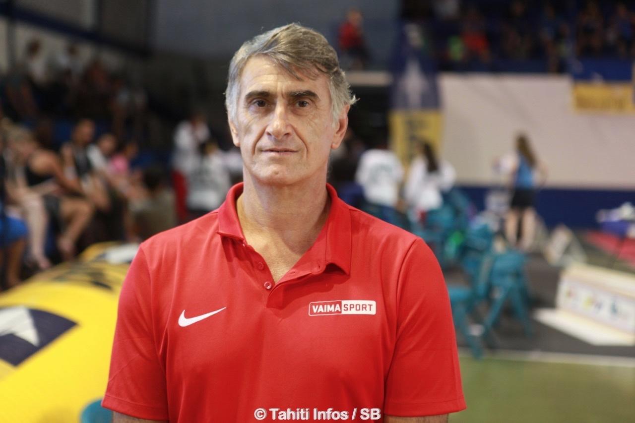 Sylvain Defaix, coach de Tefana taekwondo