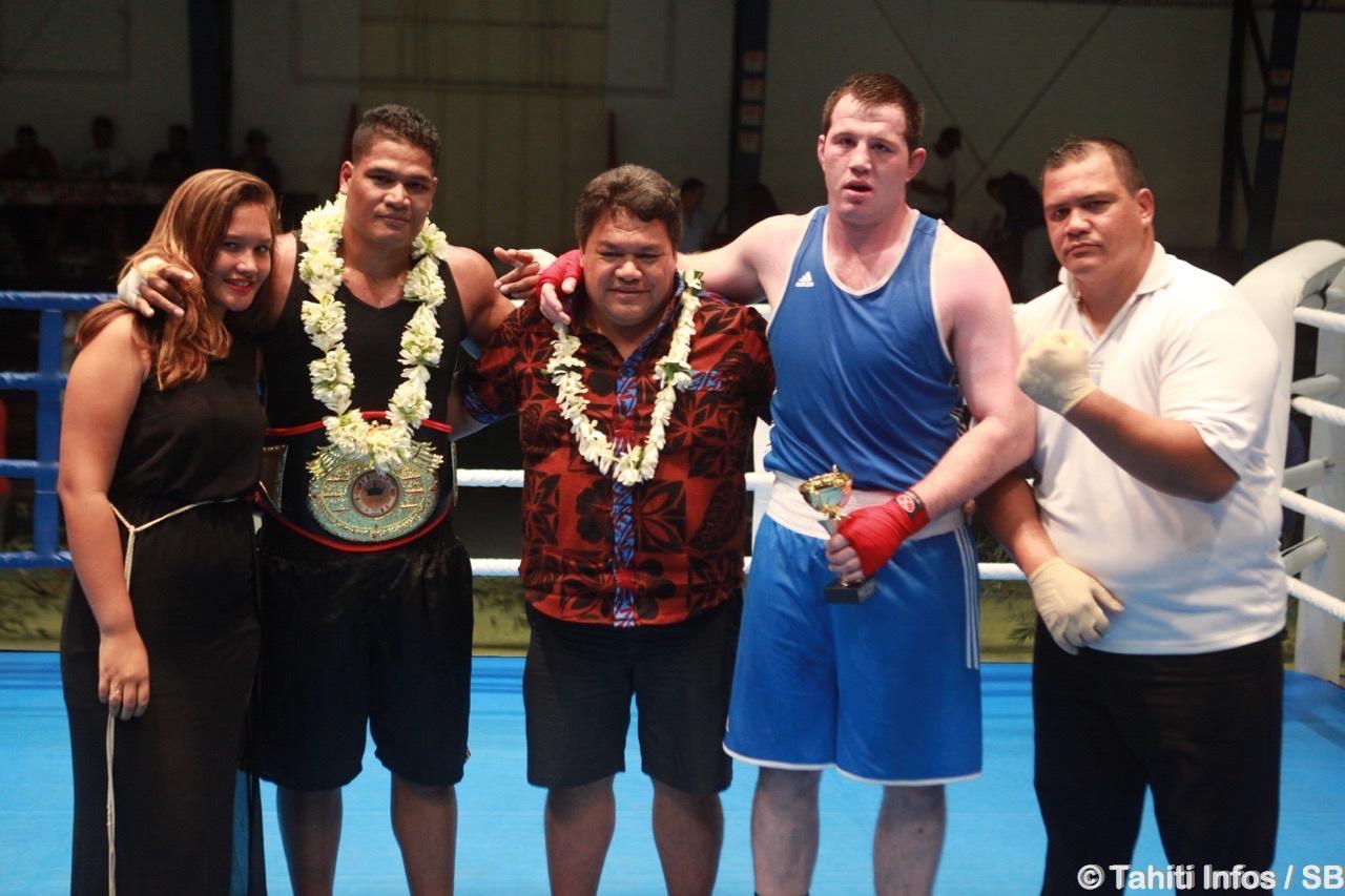 On retrouvera Ariitea au championnat de Polynésie