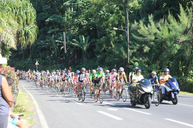 """La """"Coupe Tahiti Nui"""" et la """"Bike Like a Vahine"""" ont été annulées"""