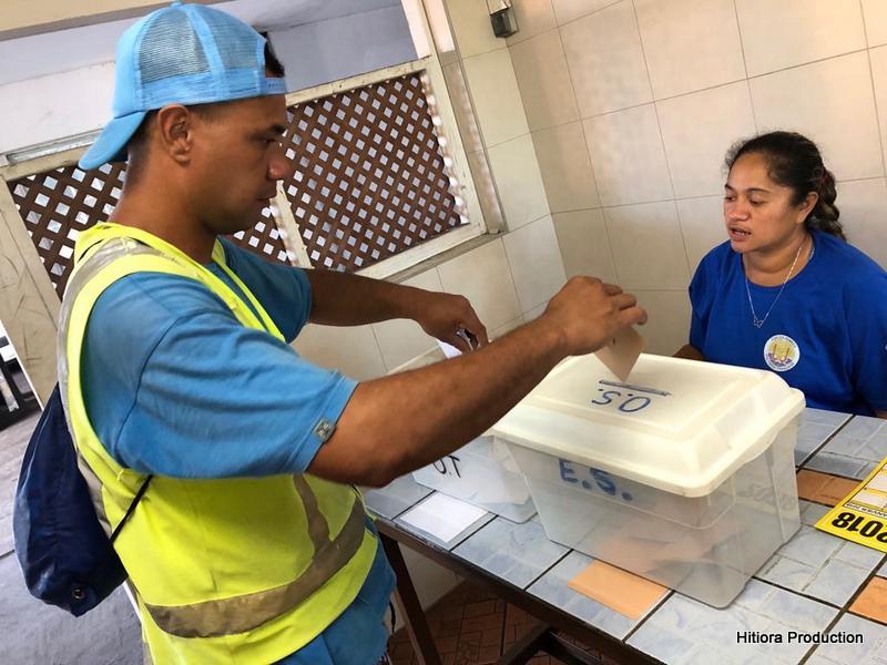 Mardi dernier, les adhérents du syndicat des travailleurs pour la manutention portuaire à Cowan ont réélu Mahinui à la tête de leur organisation.