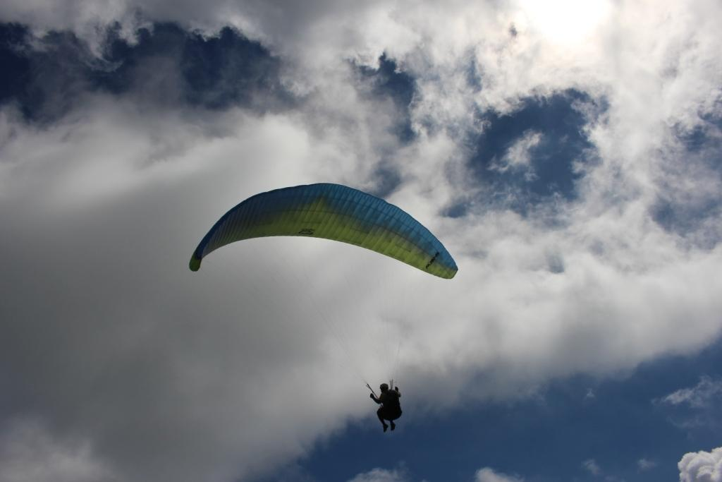 """La première """"nuit du vol libre"""" organisée samedi à Paofai"""