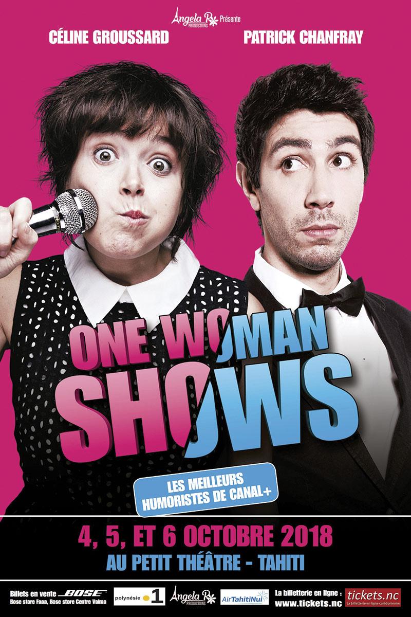Deux humoristes de Canal + partageront la scène du petit théâtre en octobre