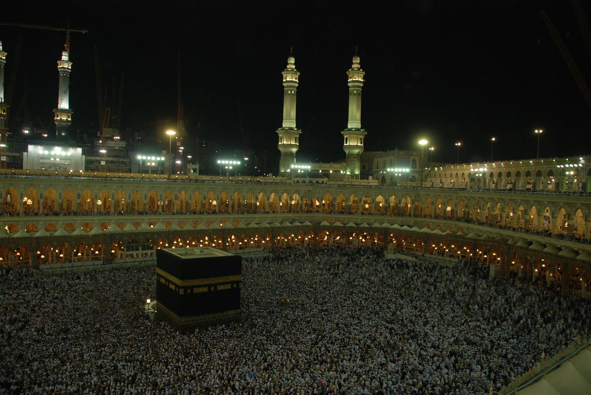 Le hajj à La Mecque commence dans la ferveur pour 2 millions de musulmans