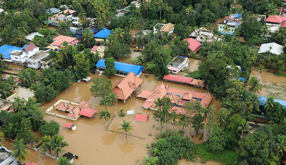 Inde: décrue au Kerala, bilan à plus de 400 morts