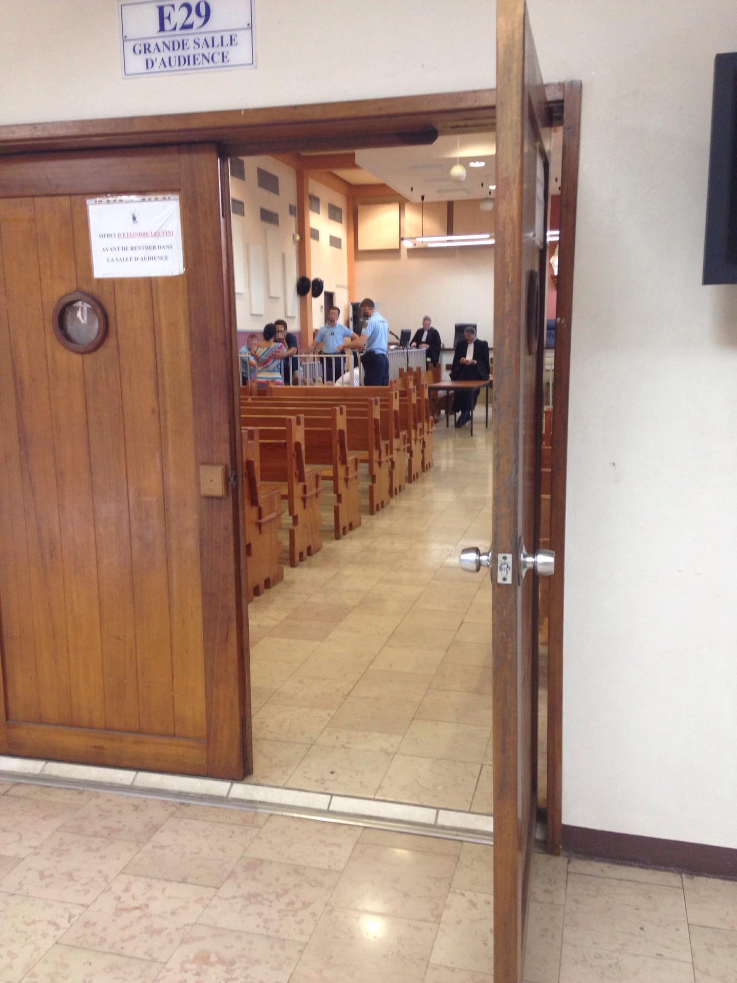 Justice : Deux frères de Bora Bora condamnés pour déferlement de violence