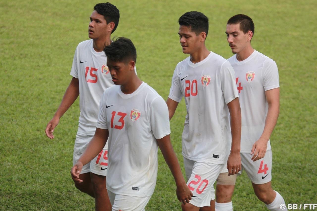 Keali'i a fait partie de la sélection de Tahiti U19 qui s'est qualifiée pour la Coupe du monde U20