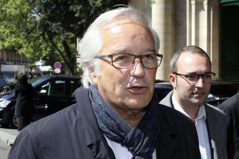 François Rebsamen de retour après avoir soigné un cancer