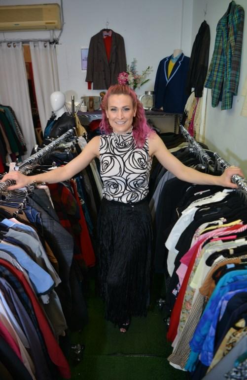 """Australie: emprunter ses vêtements et résister à la """"Fast Fashion"""""""