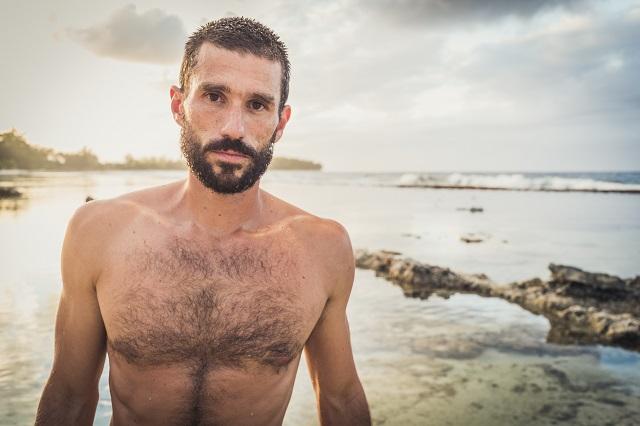 Guillaume Néry finalise son projet « One Breath Around The world », un film de 12 minutes qui raconte l'histoire d'un plongeur parti de Nice pour une odyssée sous-marine conçue comme une apnée unique jusqu'au Japon.Photo : DR