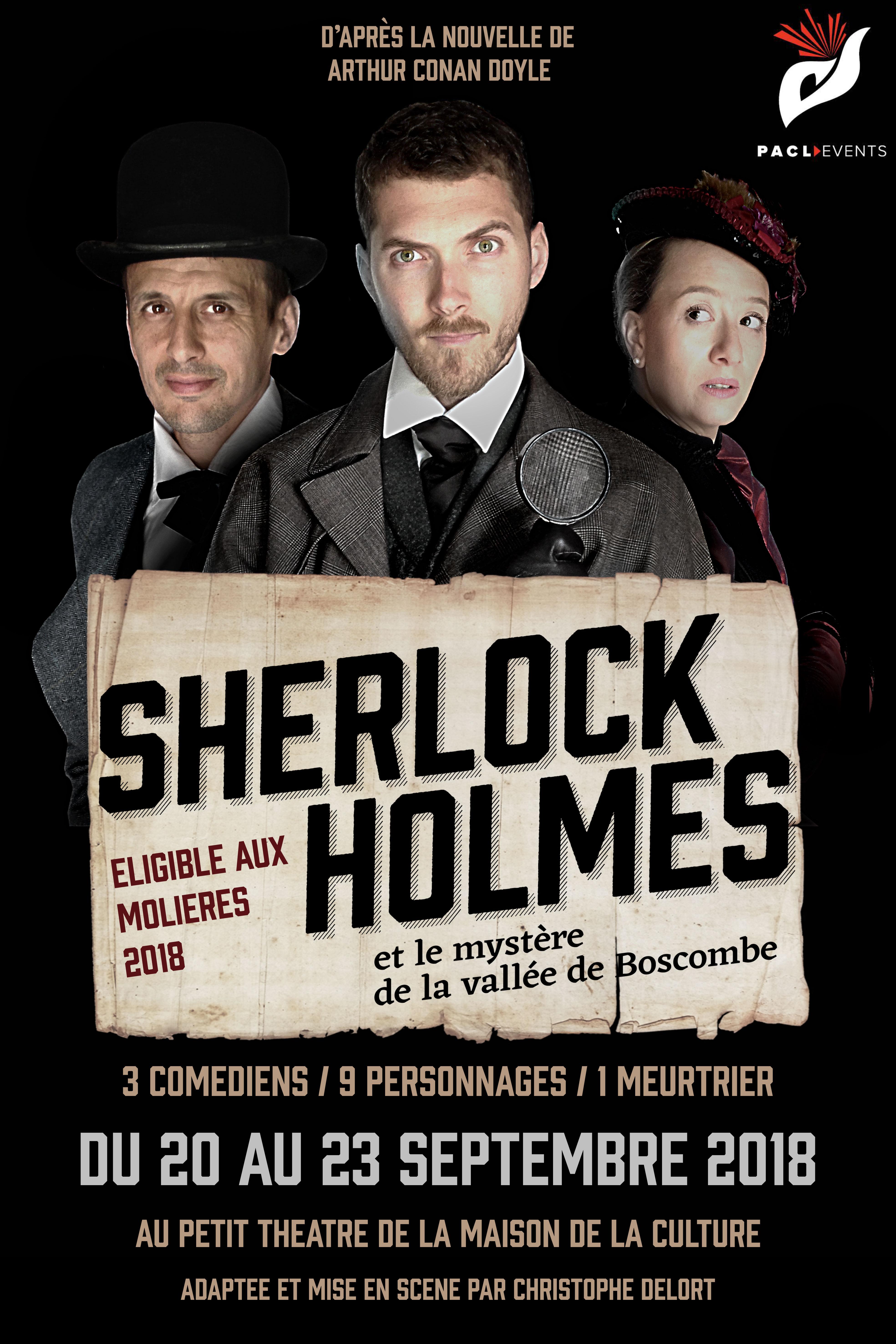 Sherlock Holmes vient mener une enquête à Tahiti