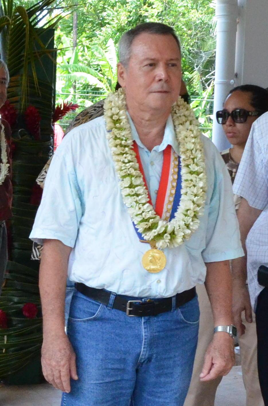 Nombreux hommages après la disparition de Rony Tumahai