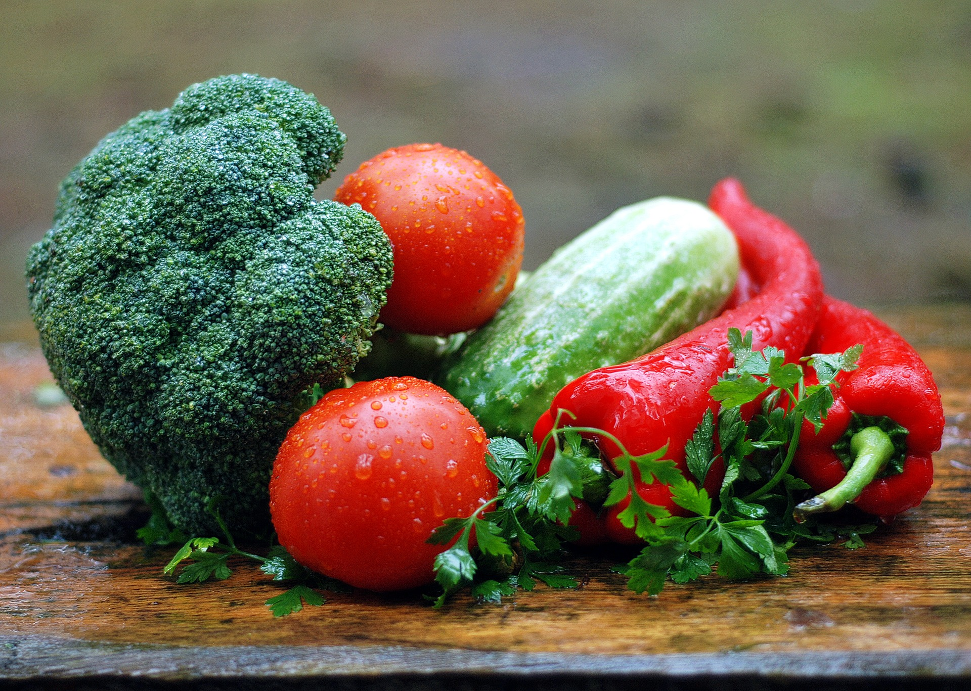 La hausse de CO2 dans l'atmosphère réduit les qualités nutritives des aliments