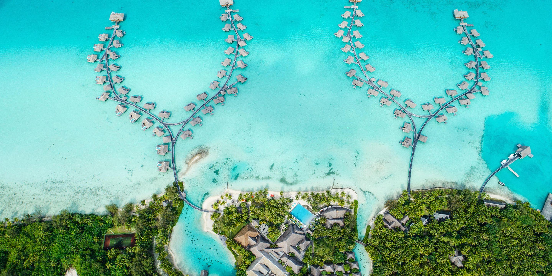 Négociations réussies dans les deux hôtels de Bora Bora.