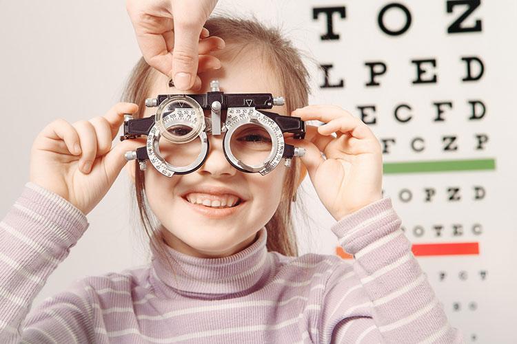 Page enfant : Tout savoir sur l'œil, organe de la vision
