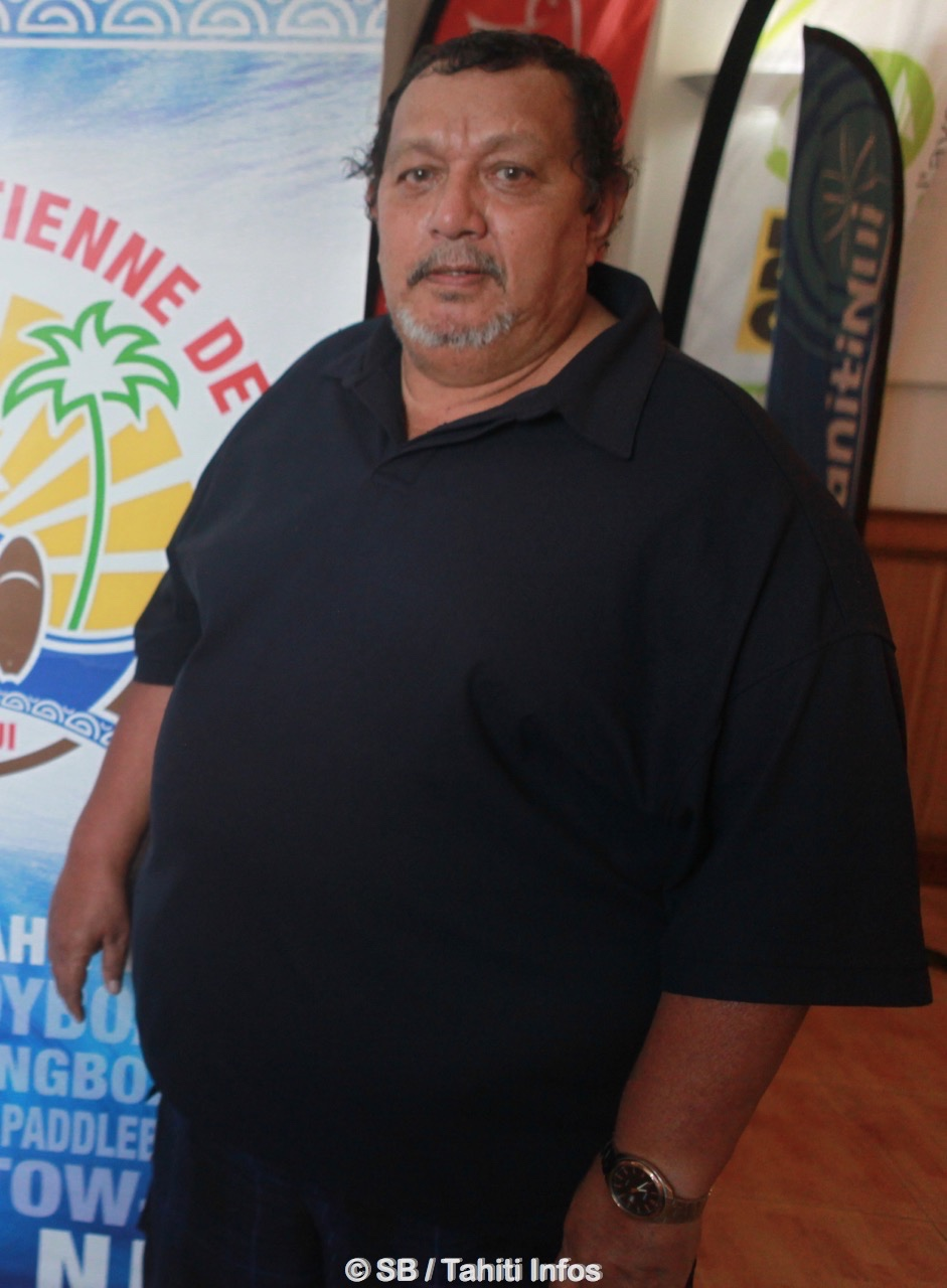 Louis Provost, président du COPF