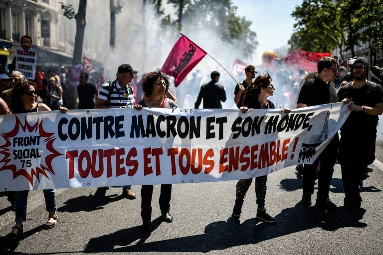 Grèves, mobilisation : les syndicats déjà dans la rentrée sociale