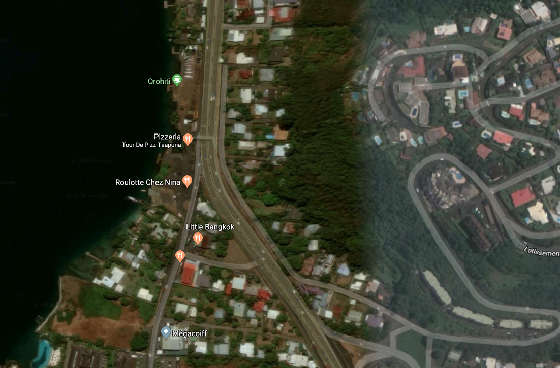Punaauia : Le corps d'un jeune homme trouvé dans le lagon