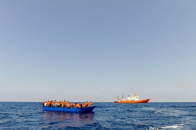 """La Méditerranée """"plus mortelle que jamais"""" pour les migrants"""