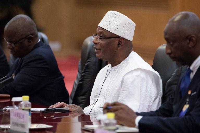 Mali: le président Ibrahim Boubacar Keïta investi pour un second mandat